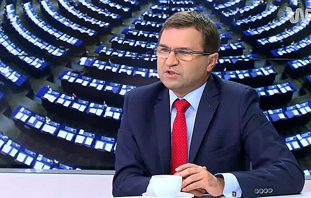 """Mocne słowa o debacie ws. Polski. Girzyński w """"WP rozmowie"""": w Europie nikogo to nie interesuje"""