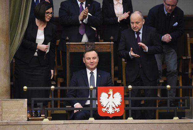 Marek Magierowski: ustawa o TK wpłynęła do kancelarii prezydenta. Kiedy decyzja Andrzeja Dudy?