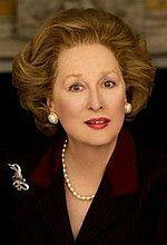 [wideo] Zobacz Maryl Streep jako Margaret Thatcher