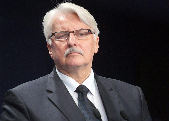 Waszczykowski: nie sądzę, żeby cokolwiek złego działo się w Polsce