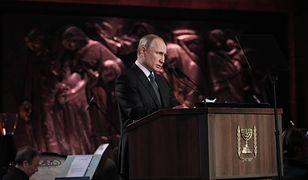 """Jerozolima. Jad Waszem przeprasza za """"rosyjską narrację"""" na Forum Holokaustu"""