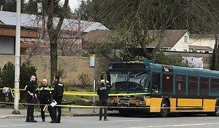 Strzelanina w Seattle. Kierowca autobusu uratował 12 osób
