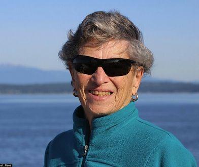 Seattle. 90-latka przeszła 10 km w śniegu, aby się zaszczepić