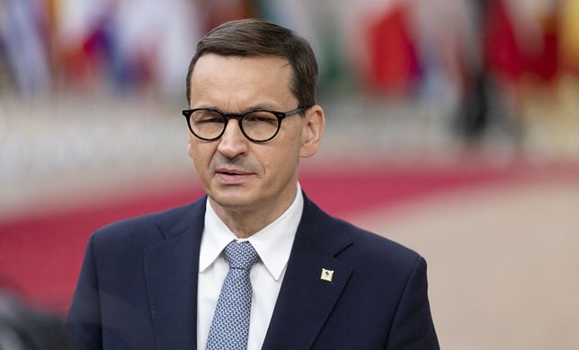 Morawiecki przed szczytem UE. Wraca temat praworządności