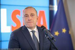 Listy Koalicji Obywatelskiej. Grzegorz Schetyna podał nazwiska liderów