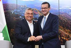 Victor Orban pokazał wnuka. Mateusz Morawiecki składa gratulacje