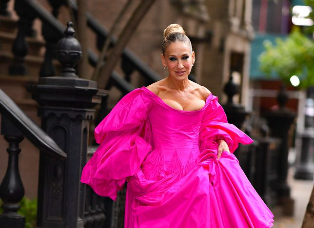 Powrót Carrie do Nowego Jorku