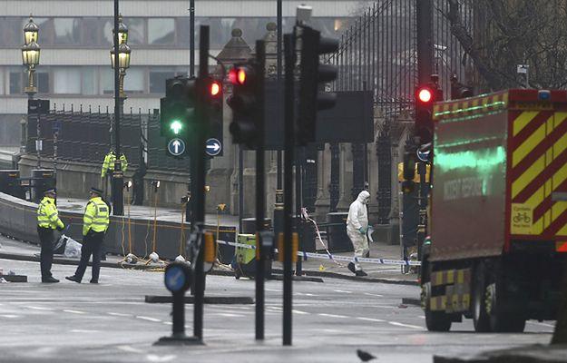 Policja podaje nazwisko napastnika z Westminsteru