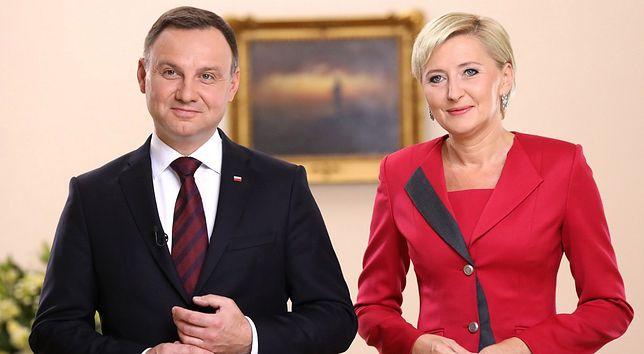 Para Prezydencka: Andrzej Duda i Agata Kornhauser-Duda