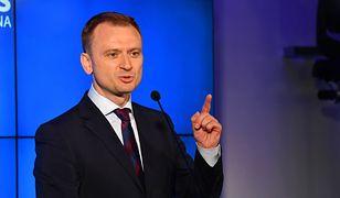 Sławomir Nitras z Koalicji Obywatelskiej ws. Pawła Juszczyszyna