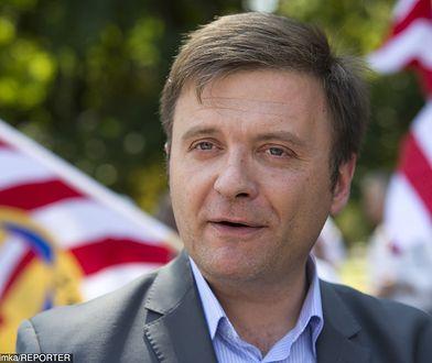 Mateusz Piskorski przebywał w areszcie od blisko trzech lat