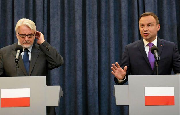 Andrzej Duda: to, że Rosja nie chce oddać wraku tupolewa, powoduje najróżniejsze domysły