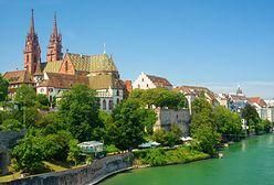 Bazylea. Szwajcaria. Niedoceniane miasto Europy
