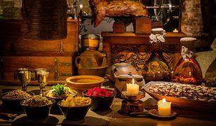 W czasie karnawału trzeba było jeść dużo i tłusto