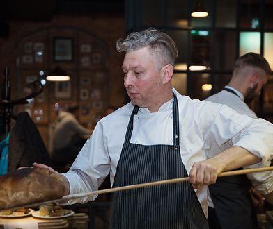 Przemysław Formela całe lata spędził jako szef kuchni gotując na statkach.