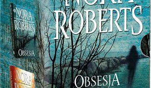 PAKIET Kłamca + Obsesja. 2 TOMY. Nora Roberts.