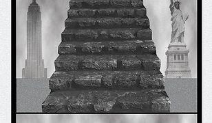 Kamienne schody Nowego Jorku