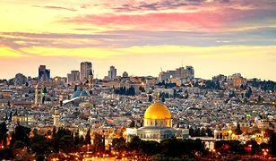 Jerozolima - główny cel wypraw na Bliski Wschód