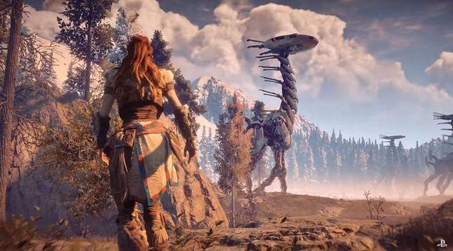 Horizon Zero Dawn już niedługo na PC.