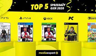 Media Expert: W 2020 roku sprzedaż gier przekroczyła milion egzemplarzy. Oto TOP5 najlepiej sprzedających się gier w zeszłym roku!