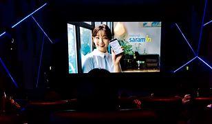 Byłem w koreańskim Samsung Cinema LED. To pierwsze tego typu kino na świecie