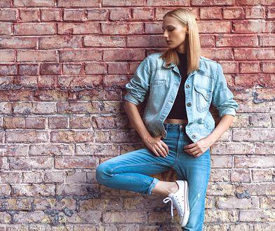 Jeansy w roli głównej - najmodniejsze stylizacje na wiosnę