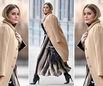 LOOK OF THE DAY: Olivia Palermo w płaszczu Related