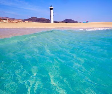 Słoneczna Fuerteventura to boskie plaże i wspaniałe warunki na wypad wiosną