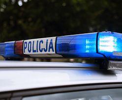 69-latek zaatakował 67-latkę nożem. W biały dzień