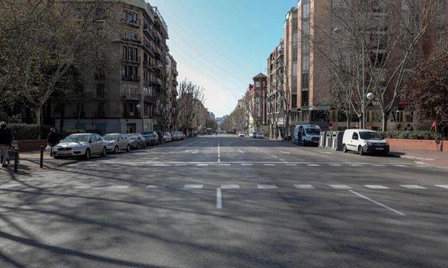 """""""Widok pustych ulic jest przerażający i świadczy o powadze sytuacji"""" - mówi Mercedes"""