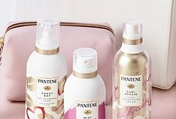 Daj sie uwiesc nowej kolekcji Pantene Waterless i zapewnij sobie fantastyczne włosy kazdego dnia