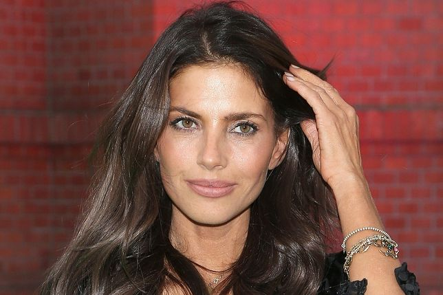 Weronika Rosati bawi się w Los Angeles