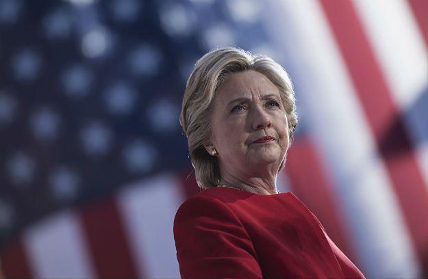 Hillary Clinton uznaje swoją porażkę w wyborach prezydenckich
