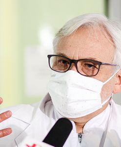 Afera po słowach dr Katarzyny Ratkowskiej. Prof. Wojciech Maksymowicz zrównał ją z ziemią