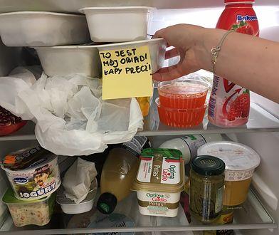 Po obiedzie ani śladu, czyli o jedzeniu znikającym z pracowniczych lodówek