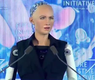 Pierwszy robot właśnie otrzymał obywatelstwo. Sophia ma szansę zastąpić człowieka