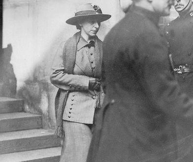 Mary Richardson brawurowo walczyła o prawa kobiet.
