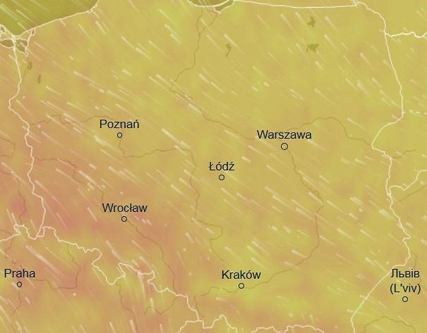 Pogoda na dziś - 11 października. Termometry pokażą nawet 25 stopni