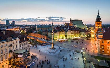 Turystyka w Polsce kuleje. Nasz kraj jest mało atrakcyjny dla turystów spoza UE