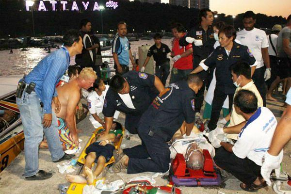 Polacy wśród ofiar katastrofy statku turystycznego w Tajlandii