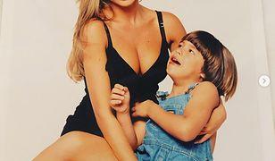 Sofia Vergara zamieściła zdjęcia sprzed 20 lat. W ramionach trzyma syna