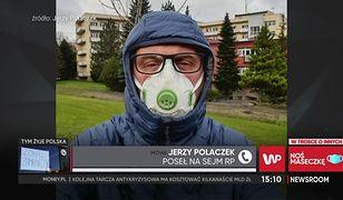 """Koronawirus. Jerzy Polaczek o leczeniu COVID-19: """"powoduje fizyczny ból"""""""