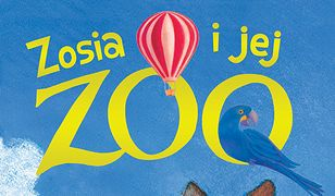 Zosia i jej zoo. Ciekawski kangur