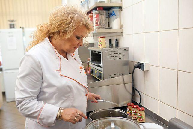 Magda Gessler próbowała uratować bistro w Łodzi