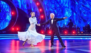 Monika Miller zatańczyła z dziadkiem walca angielskiego