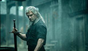 """Henry Cavill jako Geralt w serialu """"Wiedźmin"""""""