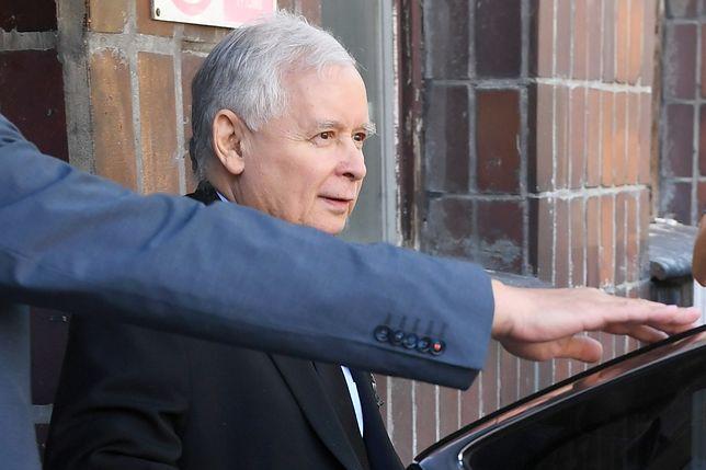 Trwają spekulacje, kto zostanie następcą Jarosława Kaczyńskiego