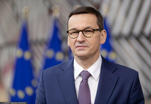 Premier Mateusz Morawiecki: nie opłaca się przenosić swojej działalności do Czech