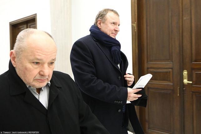 Maciej Łopiński i Jacek Kurski od lat pozostają w dobrych relacjach.
