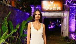 "Klaudia El Dursi, prowadząca ""Hotel Paradise"""